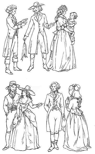 Clothing 1770 1800