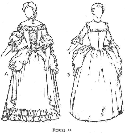 Colonial Clothing - PENNSYLVANIA TO THE REVOLUTION 1681-1775