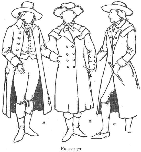 Revolutionary America Clothing