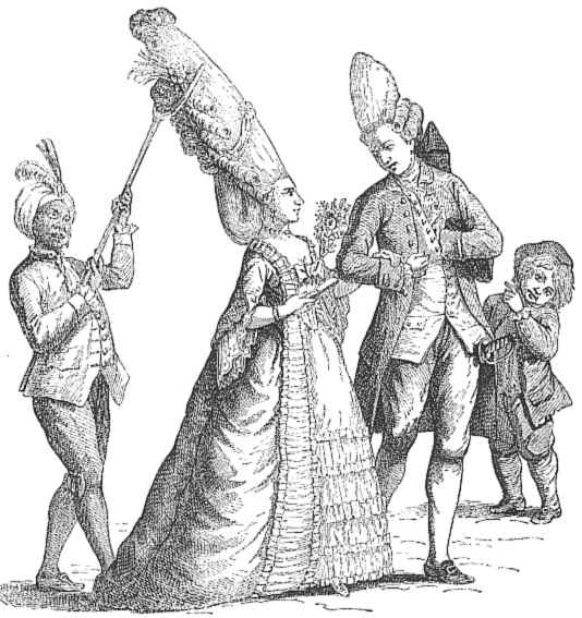 English Costumes 1600 1700 http://www.americanrevolution.org/clothing/frenchfashion.html