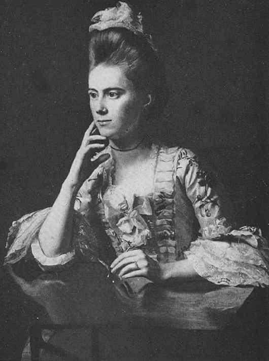 Early American Colonial Women Head Fashion