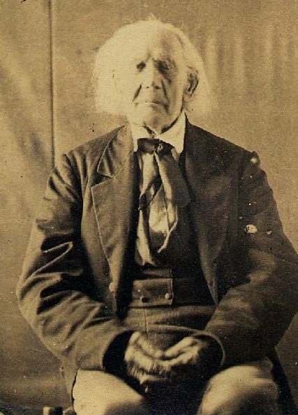 Samuel Downing, Revolution War veteran