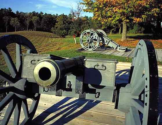Weapons Of The American Revolution Artillery