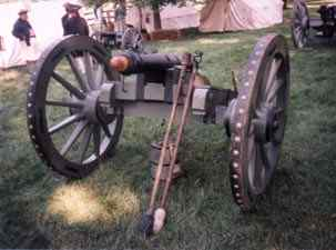 Weapons of the American Revolution - Artillery